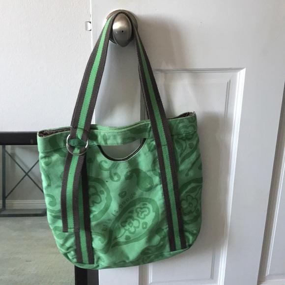 Life Is Good Handbags - Life is Good tote
